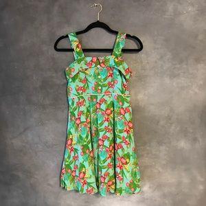 Matilda Jane 435 Hello Lovely Luau Dress
